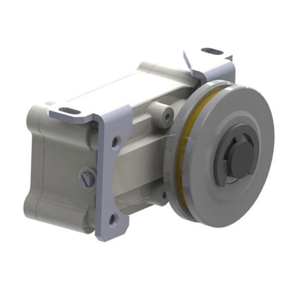 Amortisseur radial LD 100 S-65 sans support de montage