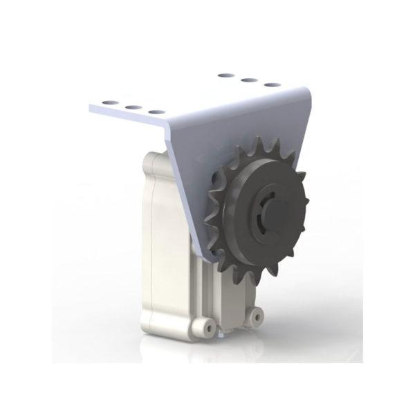 amortisseur radial LD10K pignon Z16